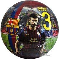 Barcelona Barcelona Pique N5 Futbol Topu Futbol Topu