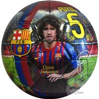 Barcelona Barcelona Puyol N2 Futbol Topu Futbol Topu