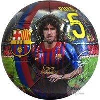 Barcelona Barcelona Puyol N5 Futbol Topu Futbol Topu