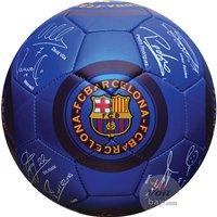 Barcelona Barcelona Signature N5 Futbol Topu Futbol Topu