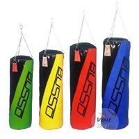 Busso Busso 90X30 Çift Renkli Boks Torbası Boks
