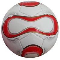 Cosfer Cosfer Ftm-2 Beyaz Kırmızı Futbol Topu Futbol Topu