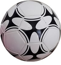 Cosfer Cosfer Ftm-4 Siyah-Beyaz Futbol Topu Futbol Topu
