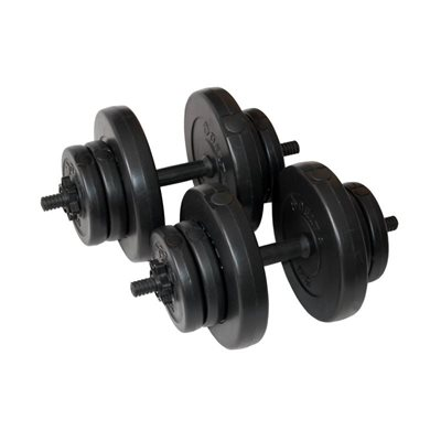 Delta 22 Kg Vinyl Plaka / Bar Set Ds2090