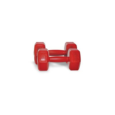Dynamic 3 kg Fashion Plastik Dumbbell