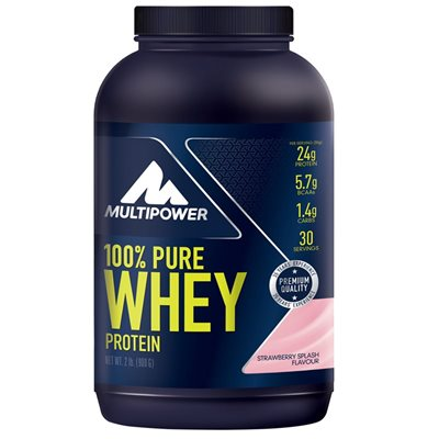 Multipower 100 Whey Protein 900 gr