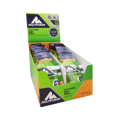 Multipower Carbo Jel 24x40 gr
