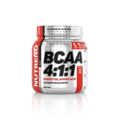 Nutrend Bcaa 4-1-1 100 Tablet