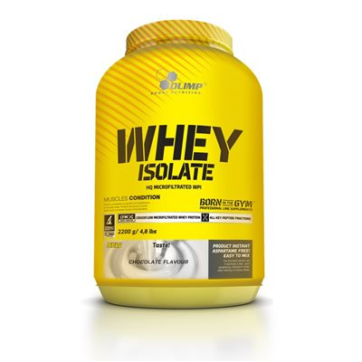 Olimp Whey Isolate Protein 2200 Gr