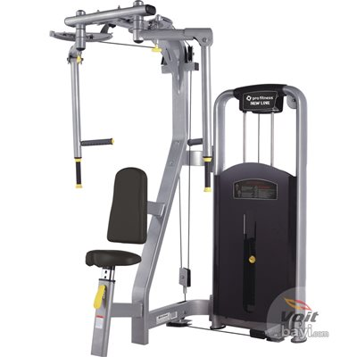 ProFitness Pro 202A Seated Straight Arm Clip Chest