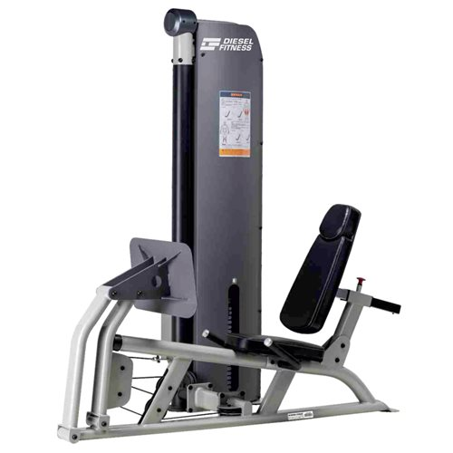 4002 Leg Press Std/Calf Machıne