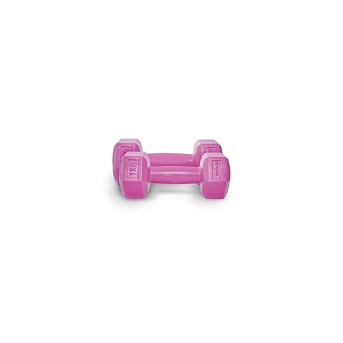 Dynamic 1 kg Fashion Plastik Dumbbell