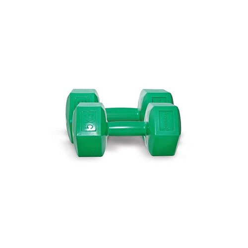 Dynamic 5 kg Fashion Plastik Dumbbell