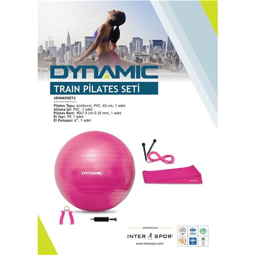 Dynamic Train Pilates Seti