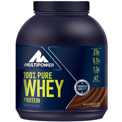 Multipower 100 Whey Protein 2Kg
