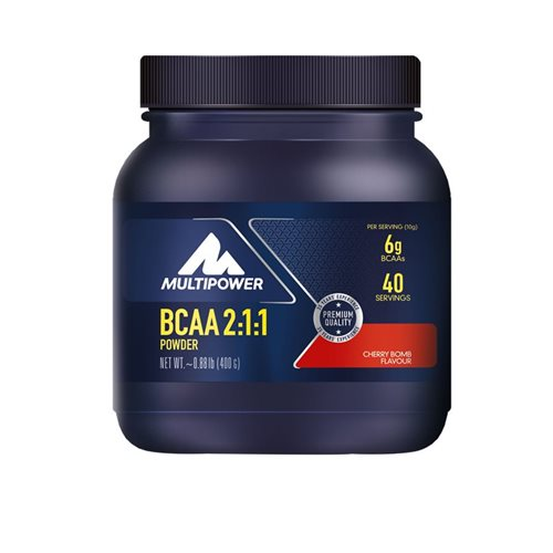 Multipower Bcaa Powder 400 gr