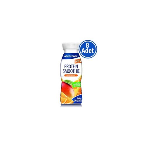 Multipower Protein Smoothie 8x330 ml