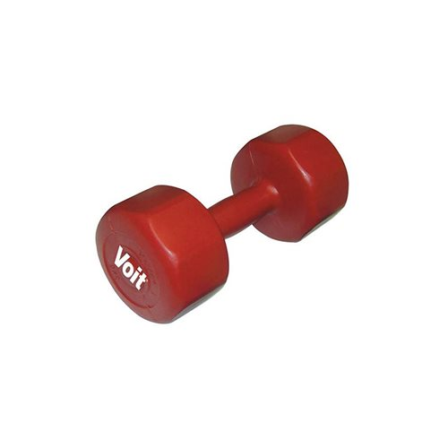 Voit 4 Kg Vinly Dumbbell Set